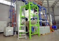 Polyether Synthesis Plant in Action: 10% Performance Improvement for 500,000  sq. m of Sandwich Panels with PIR Premier