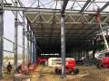 New PH Insulation building is nearing completion